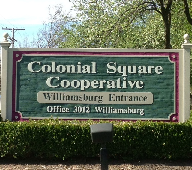 Colonial Square Coop